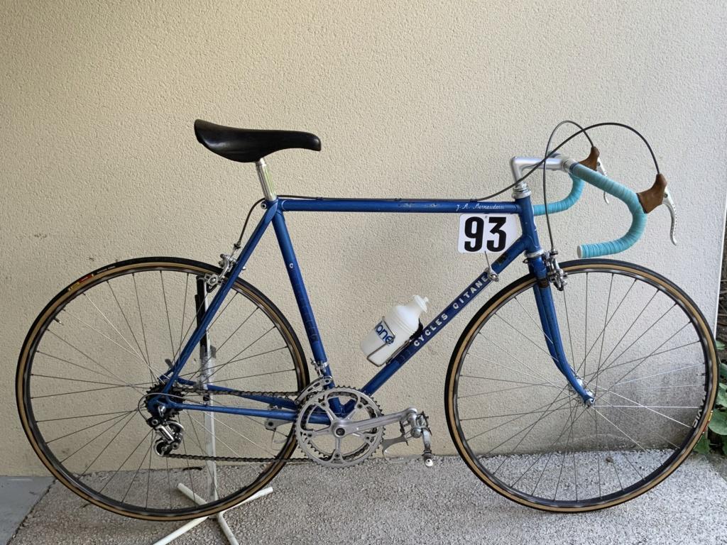VELO CYCLES GITANE EQUIPE RENAULT GITANE TOUR D ITALIE 80 -STELVIO- - Page 2 6ca4d210