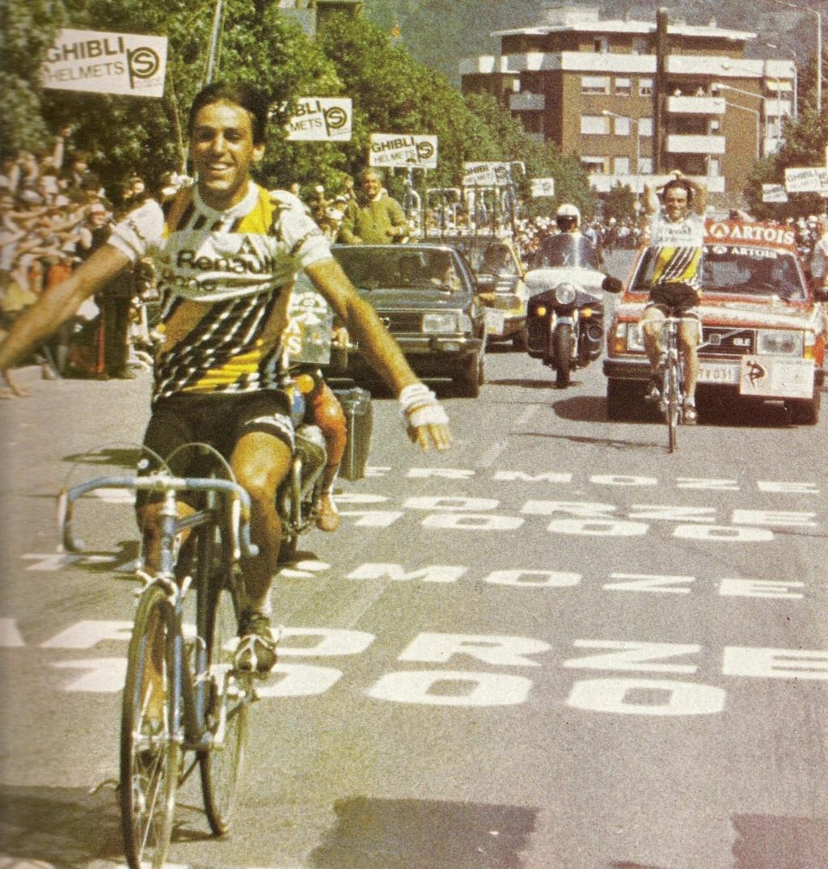 VELO CYCLES GITANE EQUIPE RENAULT GITANE TOUR D ITALIE 80 -STELVIO- - Page 2 A4deb810