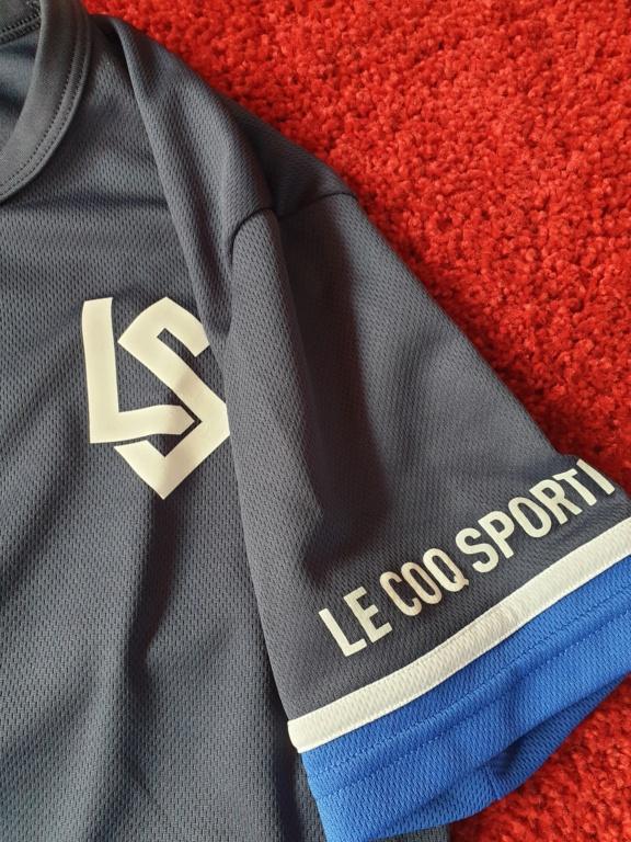 Maillot d'entraînement Le Coq Sportif / VENDU 20201011