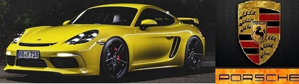 Cayman Boxster