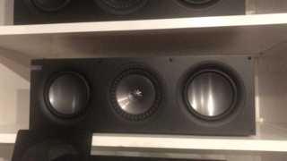 Kef Q600C Center Speaker  Img-2011