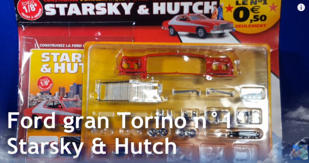 maquette Ford Gran Torino Collection HACHETTE n°1 (Starsky & Hutch) -ford_10