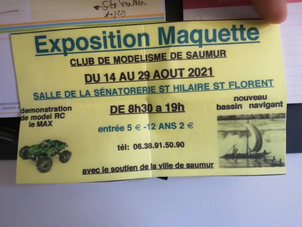 salon de la maquette a Saumur Saumur10