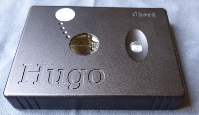 (MI) Vendo Chord Hugo DAC - nero 20190611