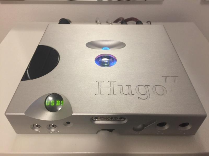 (MI) Vendo Chord Hugo TT DAC/AMP Hugott11