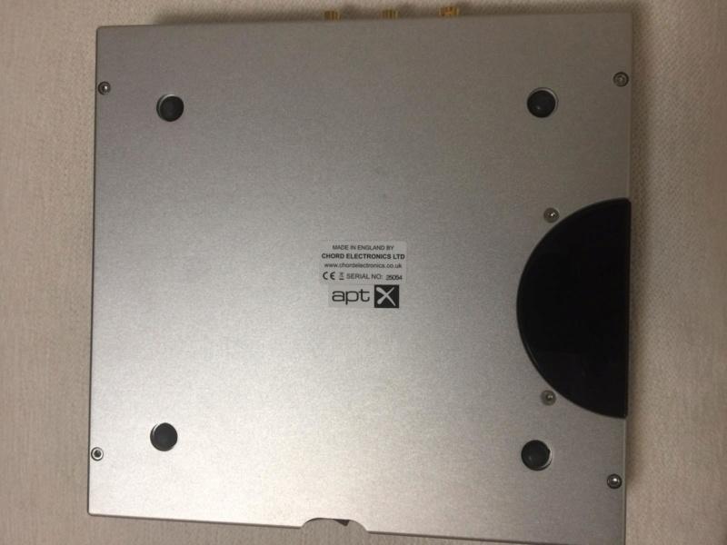 (MI) Vendo Chord Hugo TT DAC/AMP Img-2023