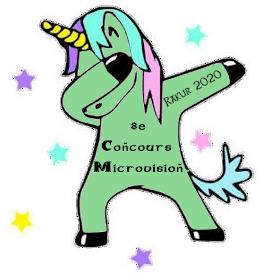 Cérémonie du huitième Concours Microvision (LED) Logo10