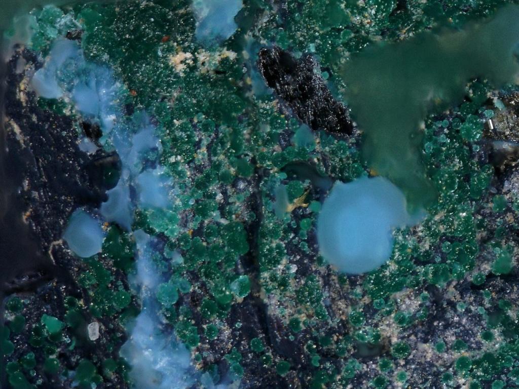 Los Azules mine, Quebrada San Miguel, Copiapó Province, Atacama Region, Chile 2018-038