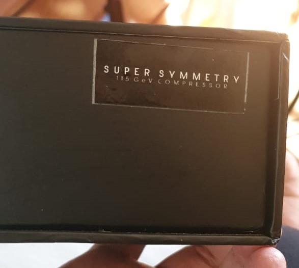 Vendo Darkglass Super Symmetry 115GeV Compressor Whatsa51