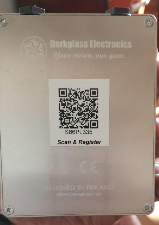Vendo Darkglass Super Symmetry 115GeV Compressor Whatsa53