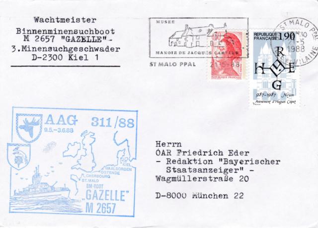 Minen-Such-Geschwader Deutschland 1710