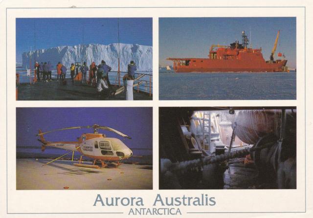 Eisbrecher: Aurora Australis und M.S.Icebird 27a10
