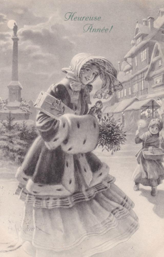 Motiv-Kinder-Neujahrs-Grüsse 3910