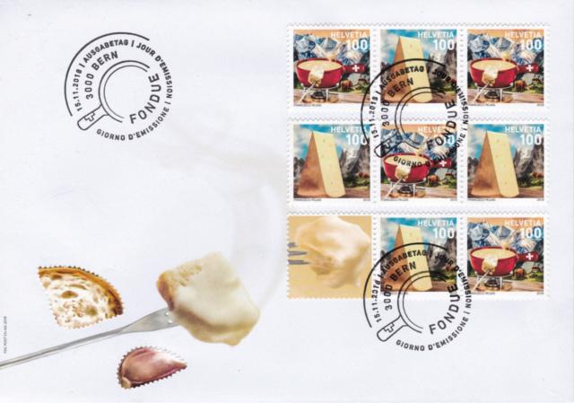 Kulturgut Schweiz Käsefondue 4213