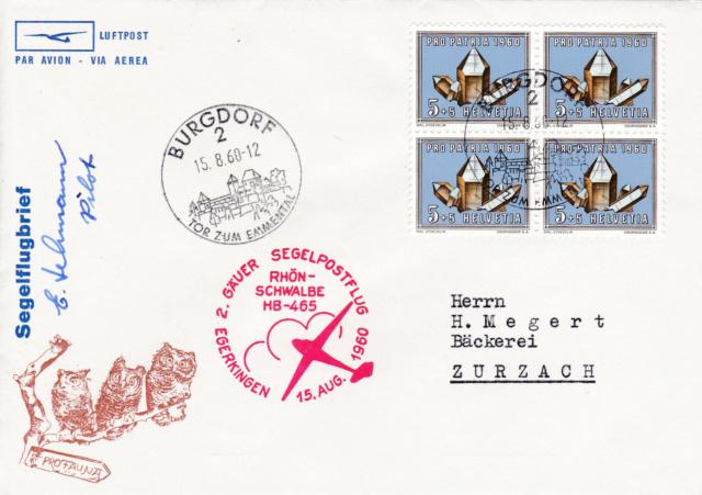 Segelflug-Brief 810