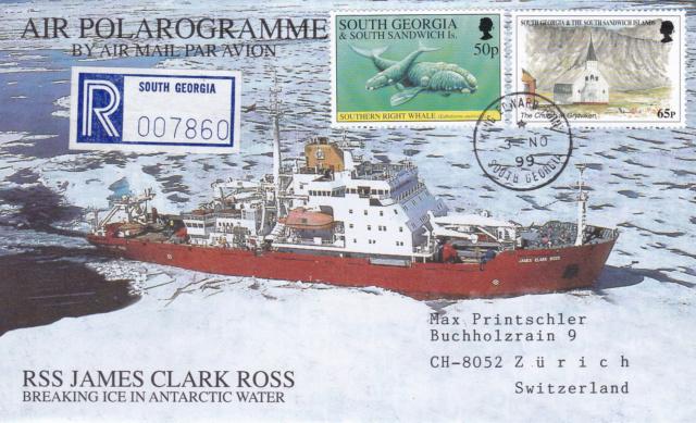 Forschungs-Schiff: RSS James Clark Ross 81a10