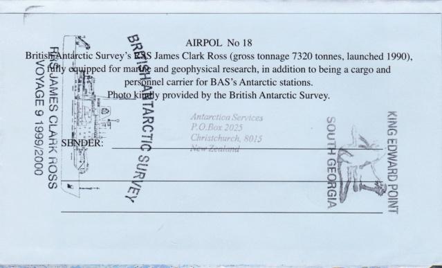 Forschungs-Schiff: RSS James Clark Ross 81b10