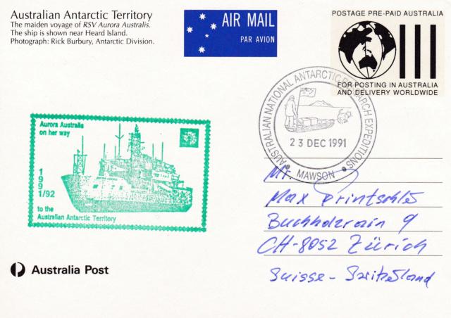 Eisbrecher: Aurora Australis und M.S.Icebird 84a10
