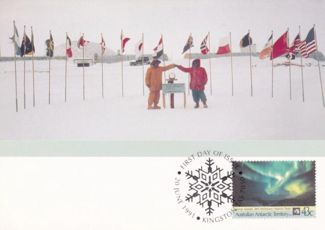 Eisbrecher: Aurora Australis und M.S.Icebird 85b10