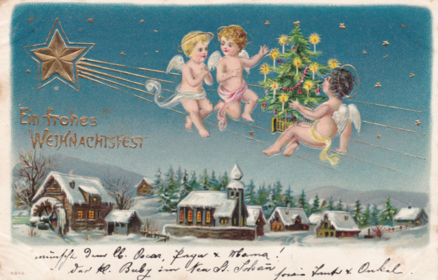 Motiv: Weihnachten 9610
