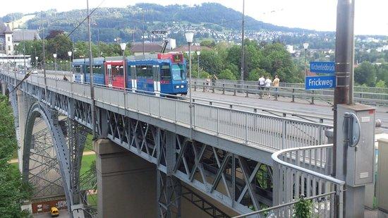 Kirchenfeld-Brücke Bern. Bern10