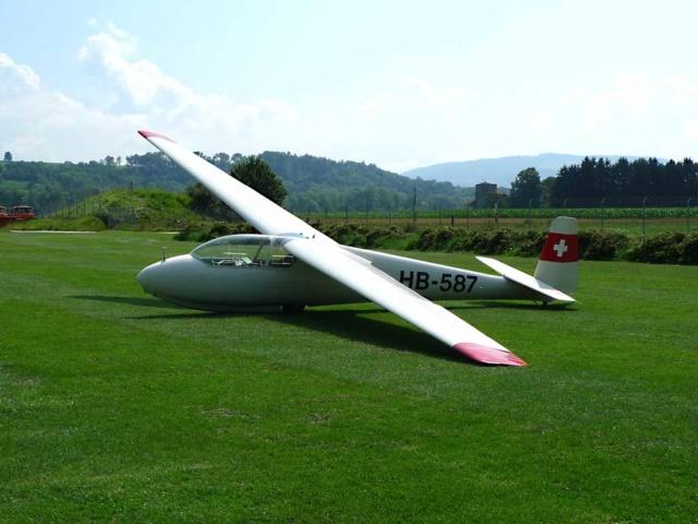 Segelflug-Brief Hb58710
