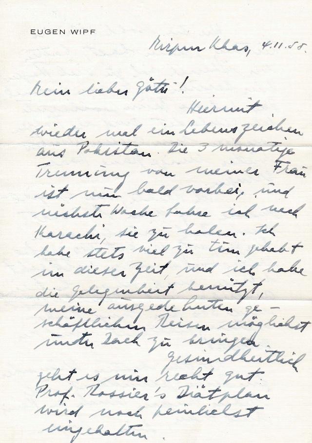Mein Sammelgebiet: Alte Briefe mit Einblick in die früheren Leben. Img_2113