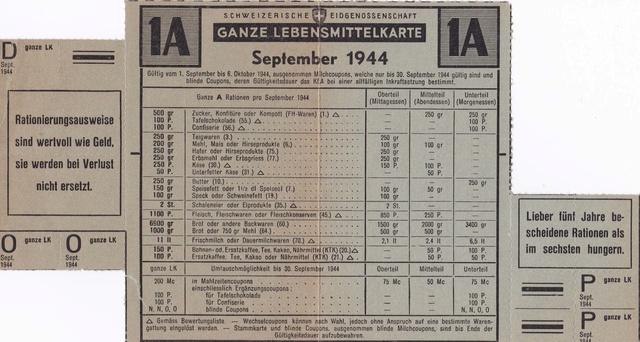 Mein Sammelgebiet: Notgeld und Rationierung-Lebensmittel-Karten. Img_2117