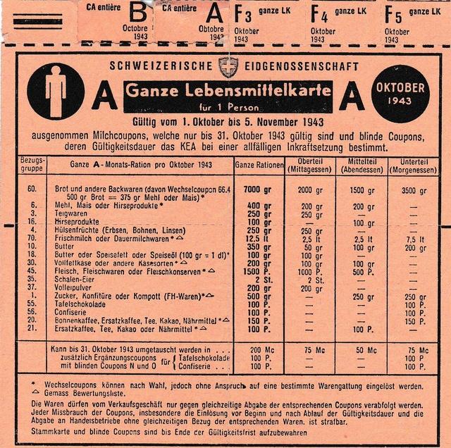 Mein Sammelgebiet: Notgeld und Rationierung-Lebensmittel-Karten. Img_2118
