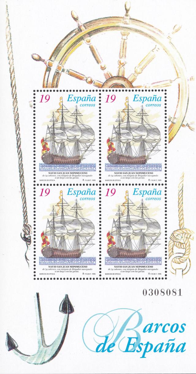 Kleinbogen Alte Segelschiffe Spanien  Img_2207