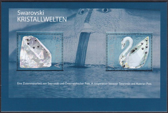 Oesterreich Kleinbogen: Swarovsky, Kristallwelten 2004 Img_2222