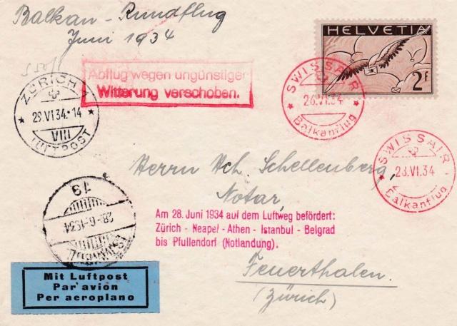 Swissair-Balkan-Rundflug mit Hindernissen 1934 Img_2285