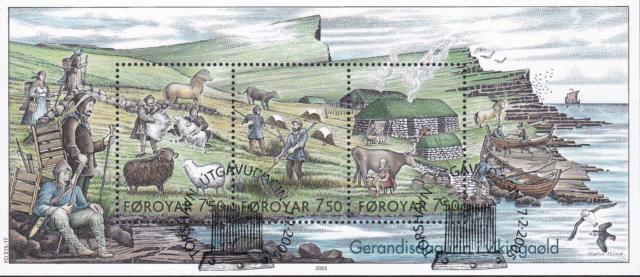 Mein Sammelgebiet: Färöer Inseln Img_2392