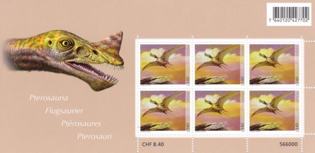 Kleinbogen: Dinosaurier aus Schweizer Fundstätten Img_2445
