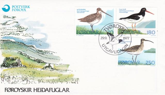 Mein Sammelgebiet: Färöer Inseln Img_2475
