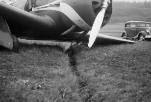 Swissair-Balkan-Rundflug mit Hindernissen 1934 P808_110