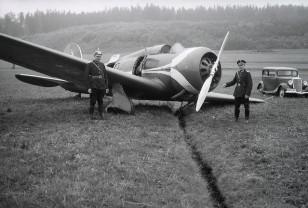 Swissair-Balkan-Rundflug mit Hindernissen 1934 P808_111