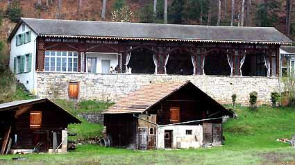 """""""Trinkhalle"""" bei Interlaken. Triha210"""