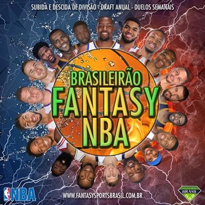 Brasileirão Fantasy NBA 2018-19 - 2º Temporada 40040010