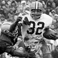Jim Brown NFL Dinasty