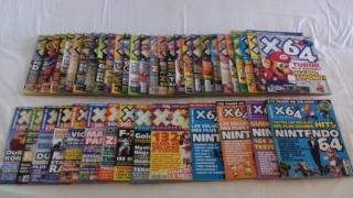 Mes magazines de Jeux Vidéos 77497610