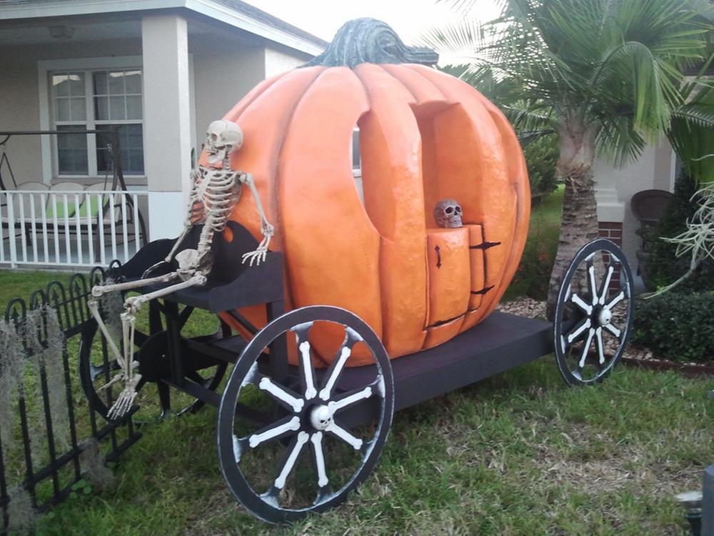 Votez pour vos décors d'halloween favoris! Caross10