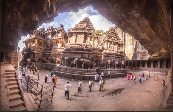 Софоос: Индия - Роль храмов Аджанты и история древних цивилизаций (40 т. лет до нэ)  10