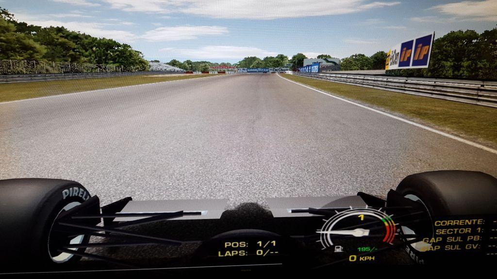 F1 1987 Mod rFactor 310