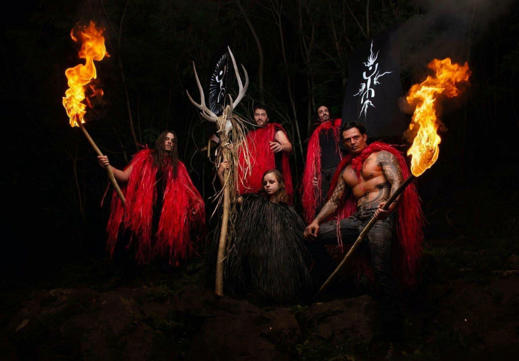 TE RUKI - Black Metal / Polynésie : Leur 1er EP ! 00220910