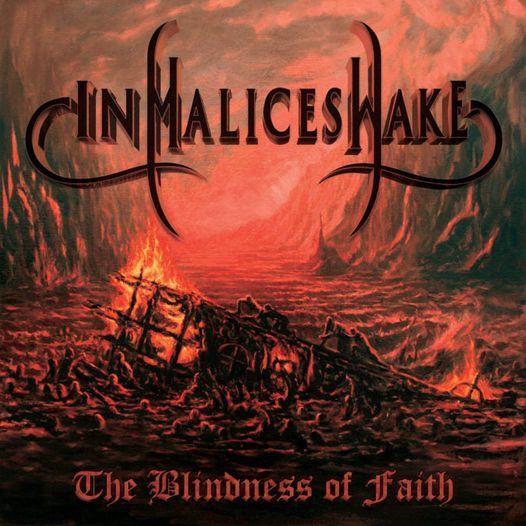 IN MALICE'S WAKE (Thrash australien) - leur prochain album ! 11820910