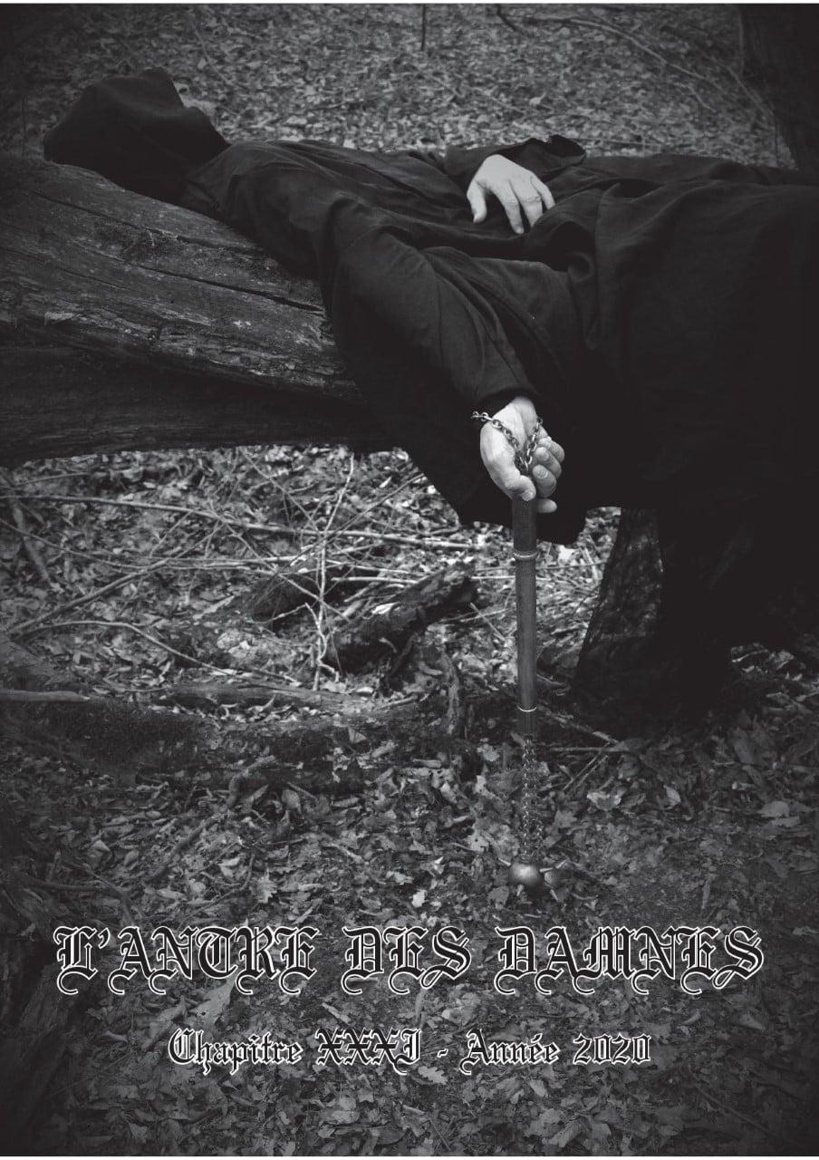 """Fanzines - """"Acid Vicious"""" et """"L'Antre des Damnés""""  12549810"""