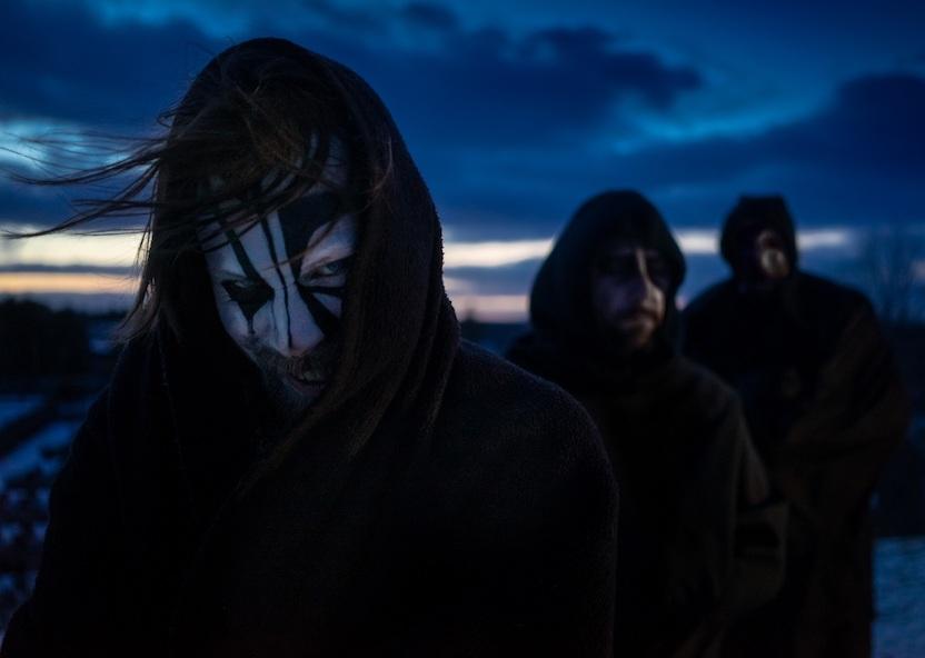 MÖRK GRYNING - Black Metal / Suède - Nouvel album 1430_p10
