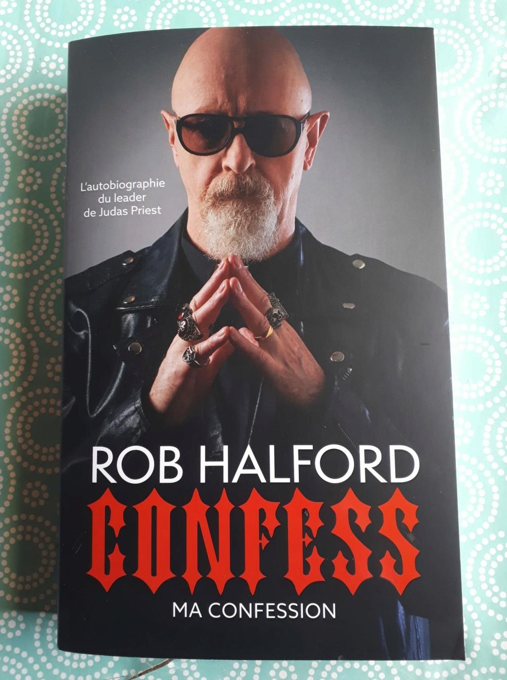 """""""Confessions"""", l'autobiographie de Rob Halford ! 16008710"""