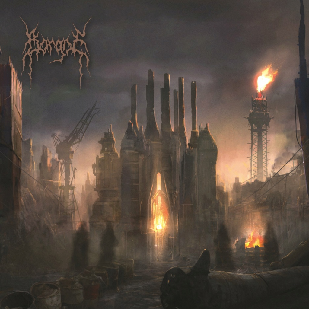 """BORGNE (Black Metal / Suisse) - """"Temps Morts"""", nouvel album pour le 21 mai 16386710"""